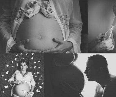 Sesja ciążowa Edytki
