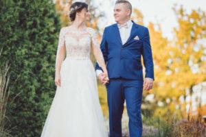 Sesja ślubna z Natalią i Erykiem